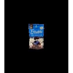 Bleuets enrobés au chocolat...