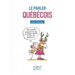 """Livre """"le parler Québécois""""..."""